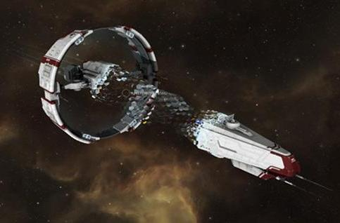EVE's Oceanus laying the groundwork for visual ship customization