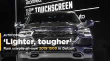 2019 Ram 1500 finally revealed | All new, from headlights to hybrid system