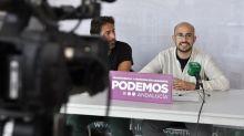 """""""Muchos piensan como Teresa"""", dice el portavoz andaluz de Podemos"""