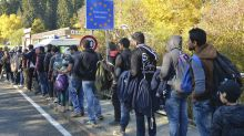 Study: Half Europe's unauthorized migrants in Germany, UK