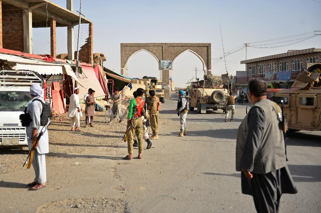 Afghanistan's largest militant group made significant territorial gains in 2018, including overrunning Ghazni city