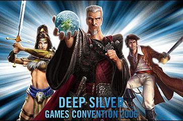 Deep Silver offers loads of new media for GC 2006