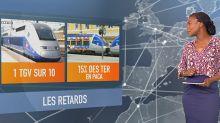SNCF : la ministre des Transports demande un audit des grandes gares françaises