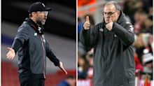 How Jurgen Klopp and Marcelo Bielsa compare ahead of Leeds' trip to Liverpool