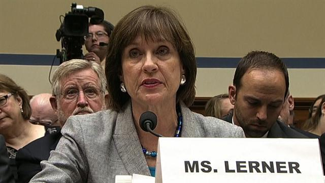 IRS top official:
