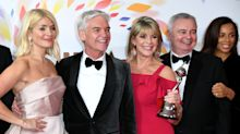 Piers Morgan stirs up tension between 'This Morning's Phillip Schofield and Ruth Langsford over NTAs speech