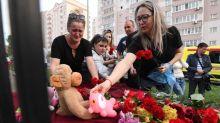 Putin Orders New Gun Laws After School Shooting Kills 9
