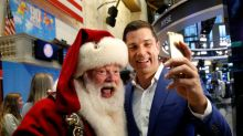 Today's surge in stocks kicks off the Santa Claus rally: NYSE trader