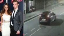 CCTV footage released as police probe stabbing of Elizabeth Hurley's nephew