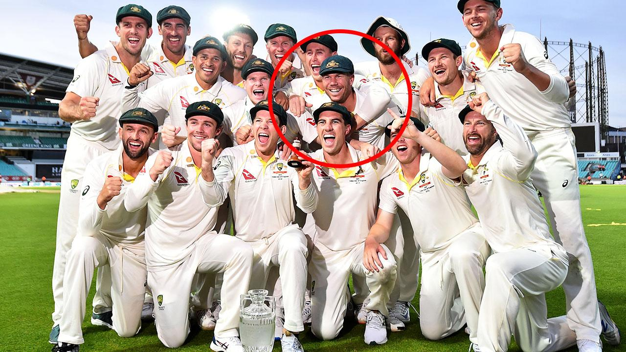 David Warner's act of pure class after Ashes series from hell