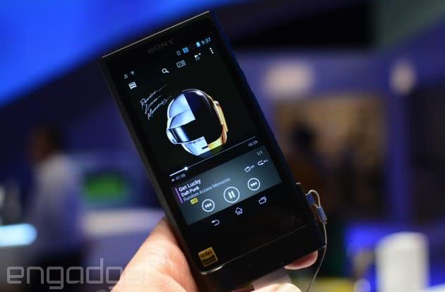 Sony will sell a 'premium' memory card alongside its $1,200 Walkman