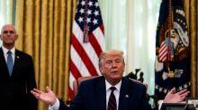 Trump recupera terreno y se sale del guión para volver a jugar al outsider (y sin que parezca importar si dice -o no- la verdad)