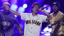 Tickets to Bruno Mars' concerts in Singapore have sold out