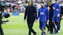Foot - ESP - Barça - Transferts: Puyol, Suarez, Vidal... les réactions à l'envie de départ du Barça de Lionel Messi