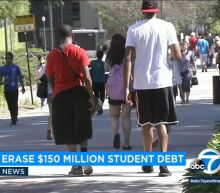 Student loans totaling $150M to be forgiven by US Department of Education
