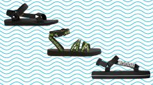 Walking Sandals, But Make It Fashion: 5 Teva-Inspired Styles To Shop Now