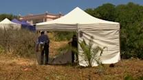 Crews scour Madeleine McCann search site
