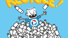 PepsiCo Recycling and Diary of a Wimpy Kid author, Jeff Kinney, Team Up to Inspire Recycling Habits in School