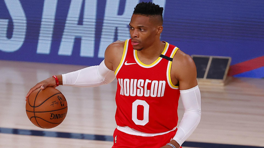Westbrook's status for NBA playoffs uncertain