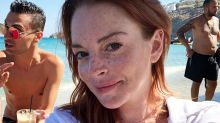 Lindsay Lohan se disculpa tras las fuertes declaraciones en contra del movimiento #MeToo