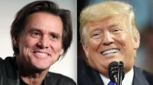 Jim Carrey Hangs A Savage New Nickname On Donald Trump