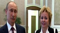 Russian President Putin Announces Divorce