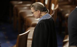 How Ruth Bader Ginsburg changed personal finances for women and men: Money, Honestly podcast