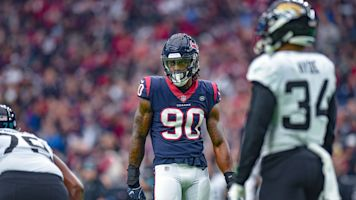 Reaching long-term deal with Jadeveon Clowney 'still the plan' for the Texans