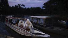 FOTOS I Muerte y negación en Manaos, la capital del Amazonas que está sufriendo el impacto del coronavirus