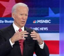 Joe Biden's Democratic debate word salad gives plenty to chew on