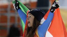 Sofia Goggia takes downhill gold; Lindsey Vonn earns bronze