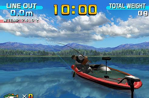 Bass Fishing's return confirmed for Wii