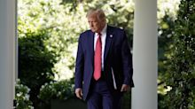 Trump nimmt Corona-Briefings wieder auf