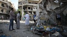 U.S. Warns Syria's Assad, Suggests Regime May Still Be Using Chemical Weapons
