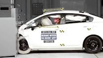 Drivers of Small Cars May Be at Higher Risk in Crashes