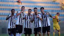 Sub-20 do Galo vence outra vez o Bragantino-PA e chega às quartas de final da Copa do Brasil