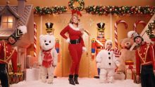 Mariah Carey Just Released a New 'All I Want for Christmas Is You' Video — Featuring Her Kids!