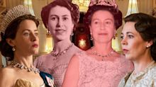Netflix's The Crown cast vs the real-life royals they portray
