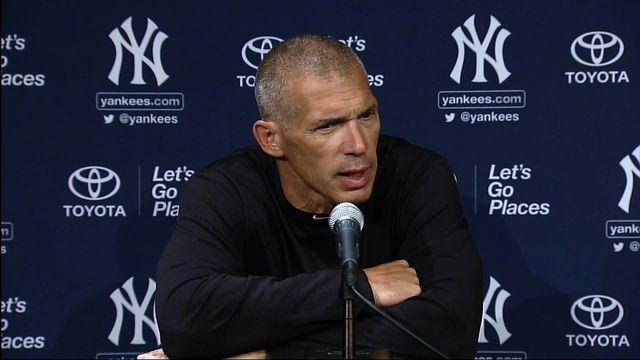 Yankees manager on A-Rod's return to the lineup