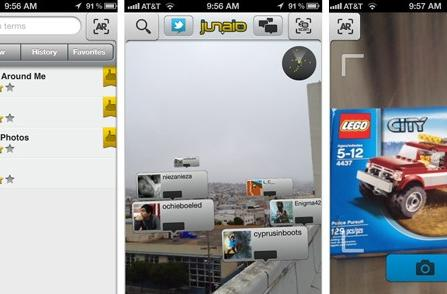 Augmented reality browser Junaio offers less 'clunky' apps, new API for developers (video)