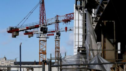 La croissance en France fortement ralentie au premier trimestre