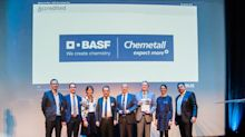 Chemetall receives the Airbus SQIP award for the 6th consecutive year