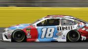 Kyle Busch wins third pole of the year