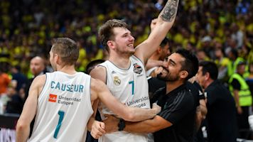 Mavericks land Doncic in trade with Hawks