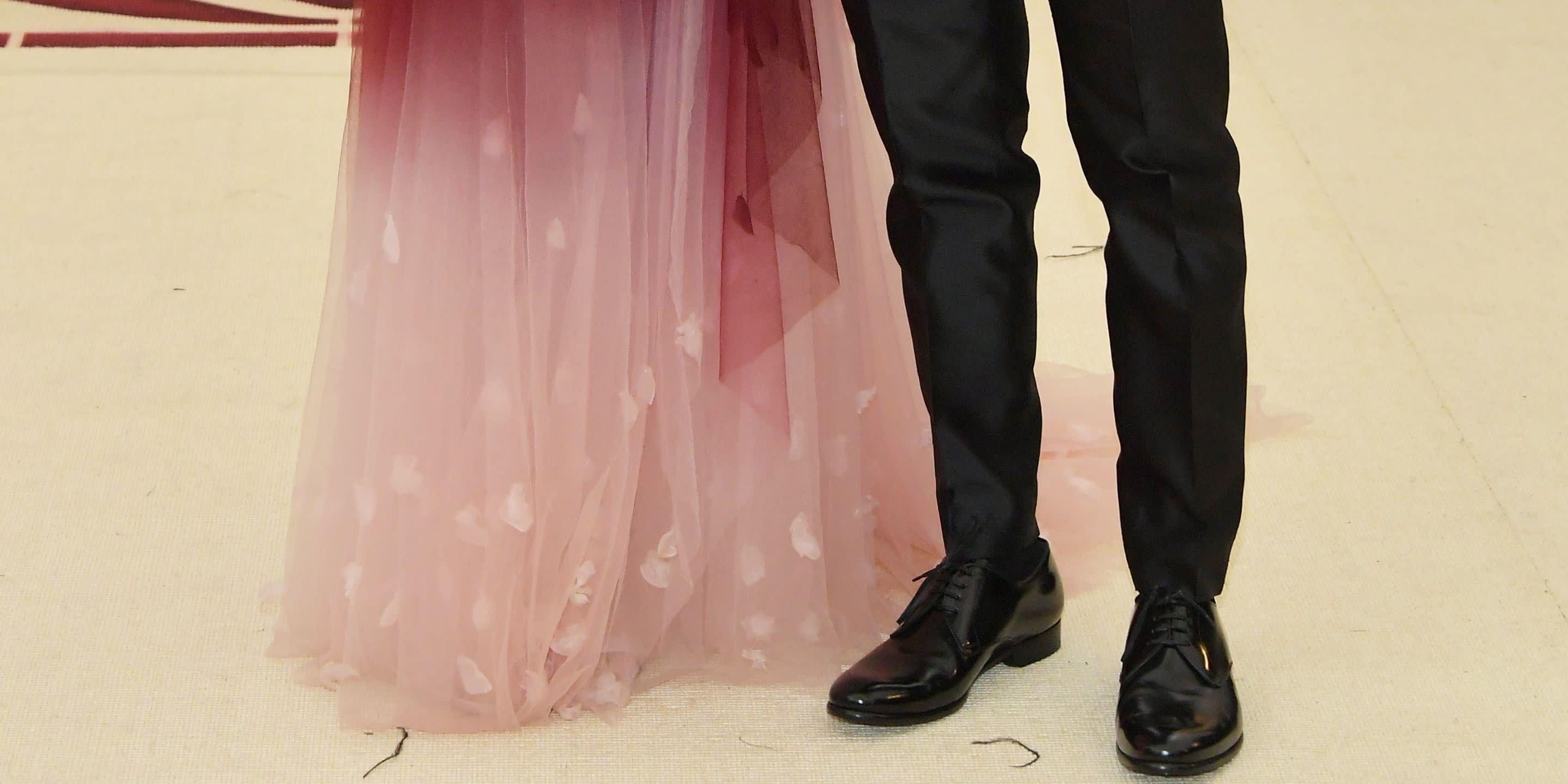 Scarlett Johansson Wore Marchesa to the Met Gala