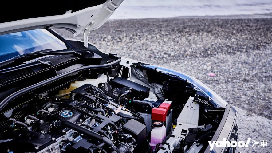 目標明確的新世代跨界之霸!Toyota Corolla Cross 1.8 Hybrid旗艦版花蓮試駕! - 16