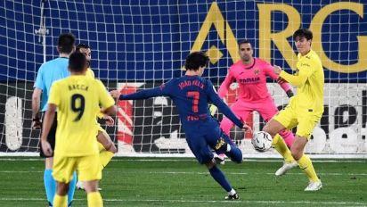Atlético Madrid stays 5 points ahead in Spain