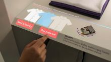 CES 2019: Bosch develops tiny laser to put touchscreens in your wardrobe