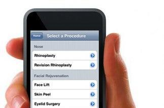 iPhone app debuts for plastic surgery enthusiasts