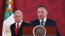México congeló cuentas de dos exaltos funcionarios de seguridad